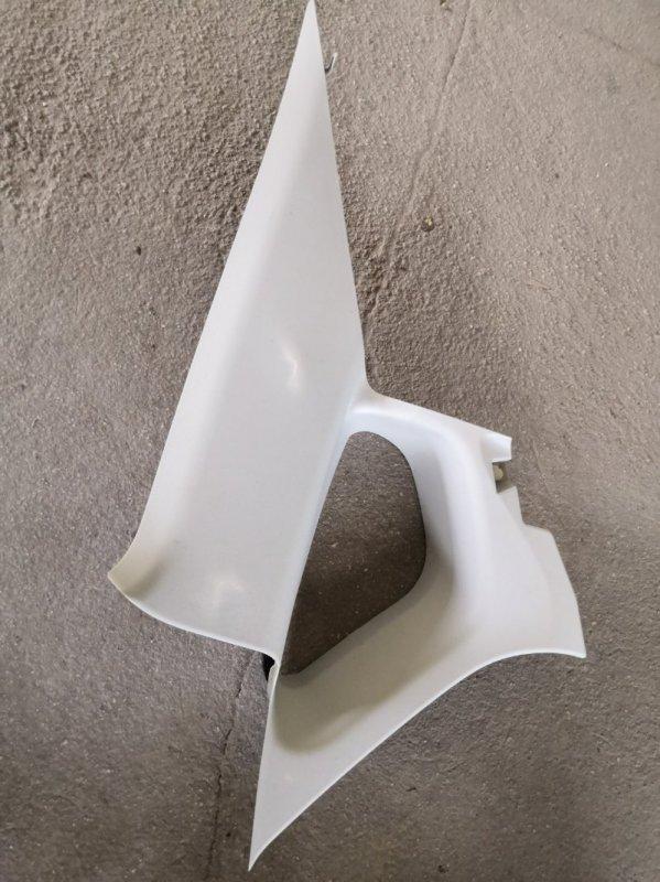 Пластик салона Nissan Almera G15 K4M 2013 задний правый (б/у)