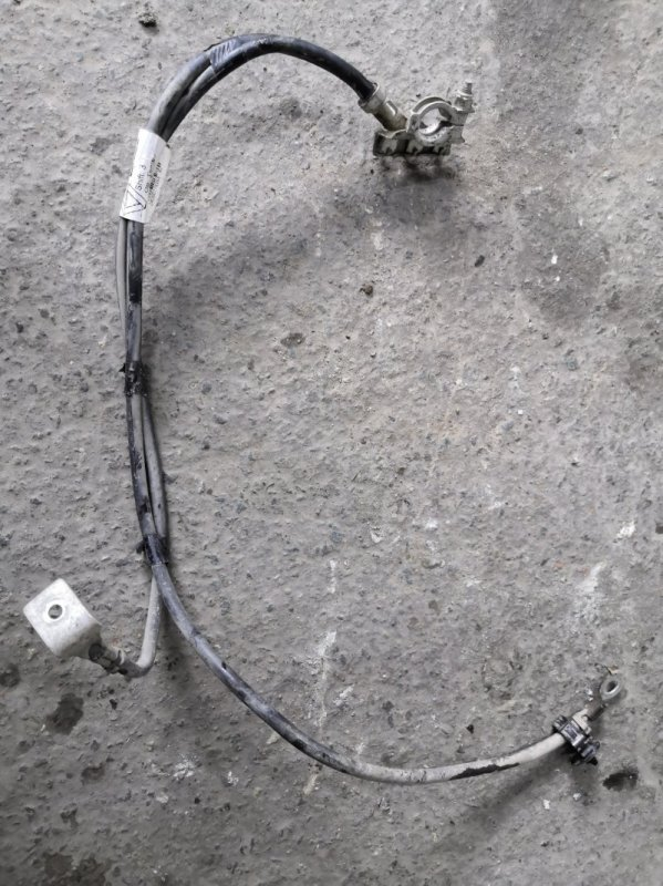 Провода прочие Nissan Almera G15 K4M 2013 (б/у)