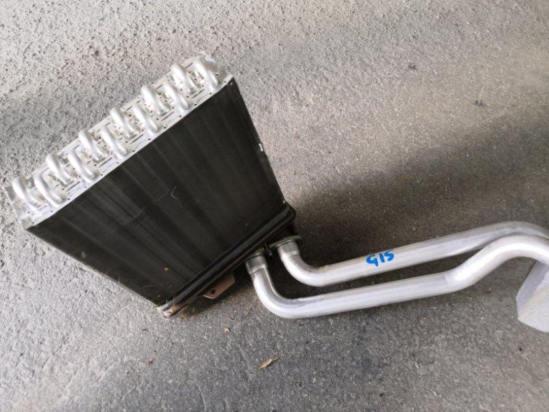 Радиатор печки Nissan Almera G15 K4M 2013 (б/у)