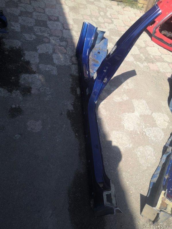 Порог Nissan Almera G15 K4M 2013 правый (б/у)