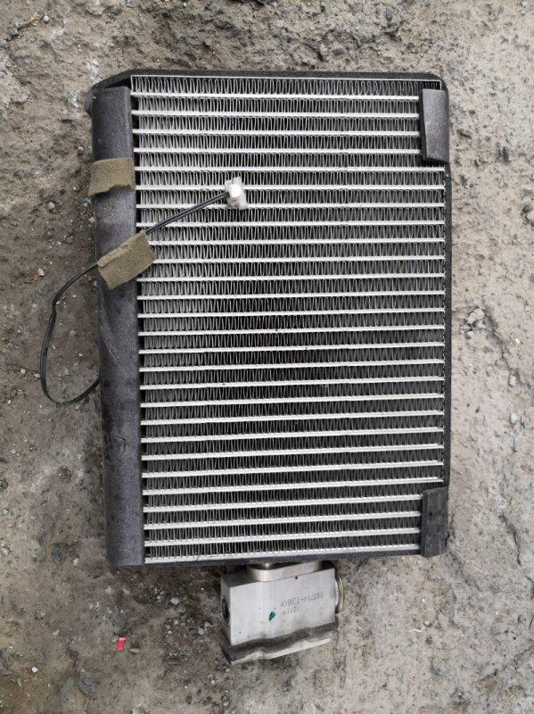 Радиатор кондиционера Nissan Wingroad Y11 QG15-DE 1999 (б/у)