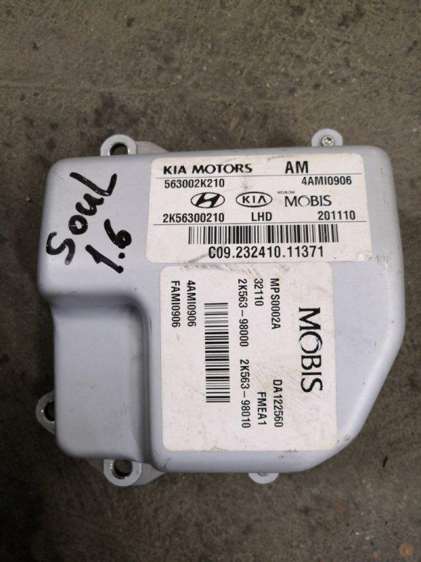 Блок управления электроусилителем Kia Soul AM D4FB 2008 (б/у)