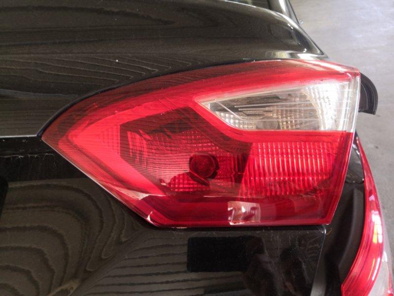 Фонарь задний Ford Focus 3 CB8 PNDA 2010 задний правый (б/у)