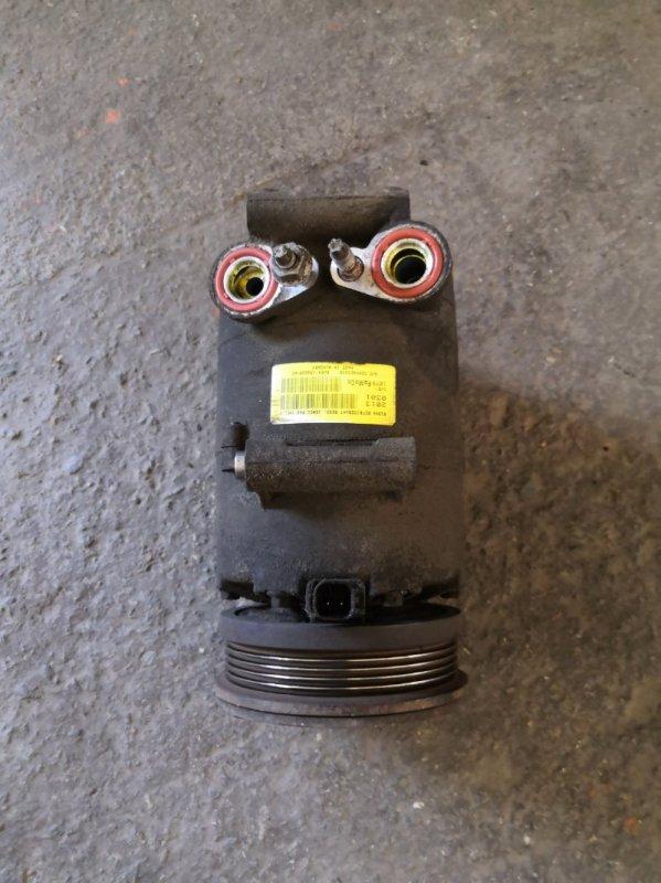 Компрессор кондиционера Ford Focus 3 CB8 PNDA 2010 (б/у)