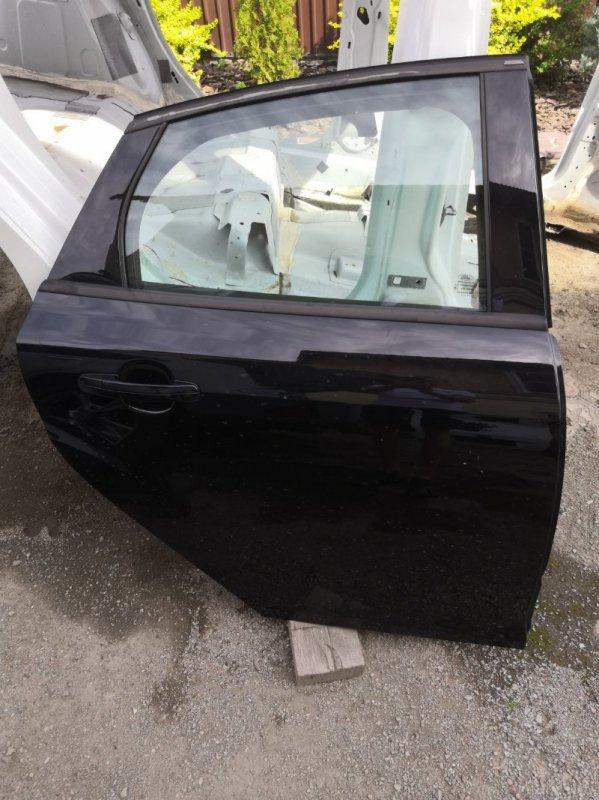 Дверь Ford Focus 3 CB8 PNDA 2010 задняя правая (б/у)