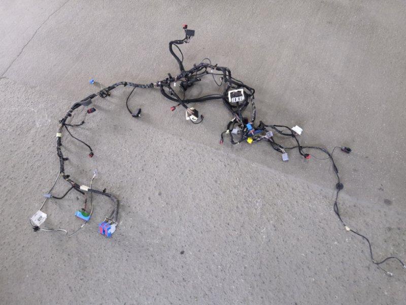 Проводка подторпедная Ford Focus 3 CB8 PNDA 2010 (б/у)