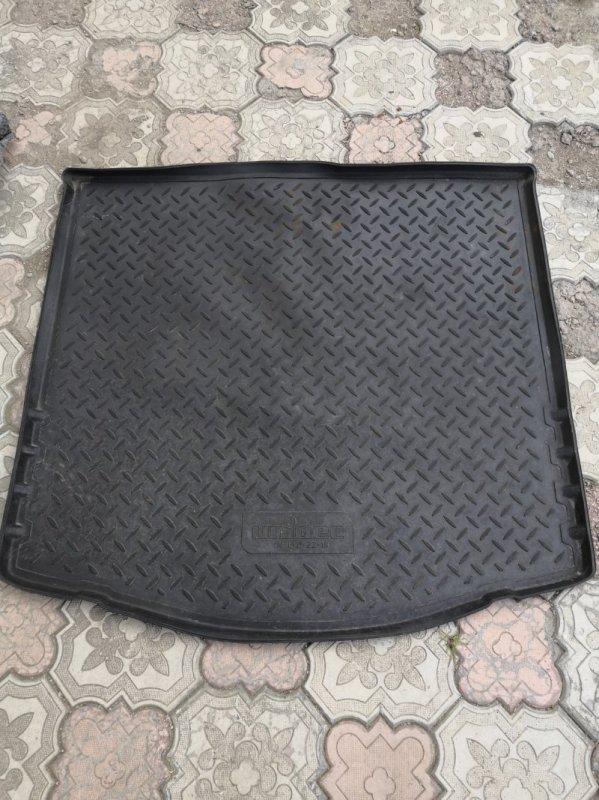 Коврик багажника Ford Focus 3 CB8 PNDA 2010 задний (б/у)