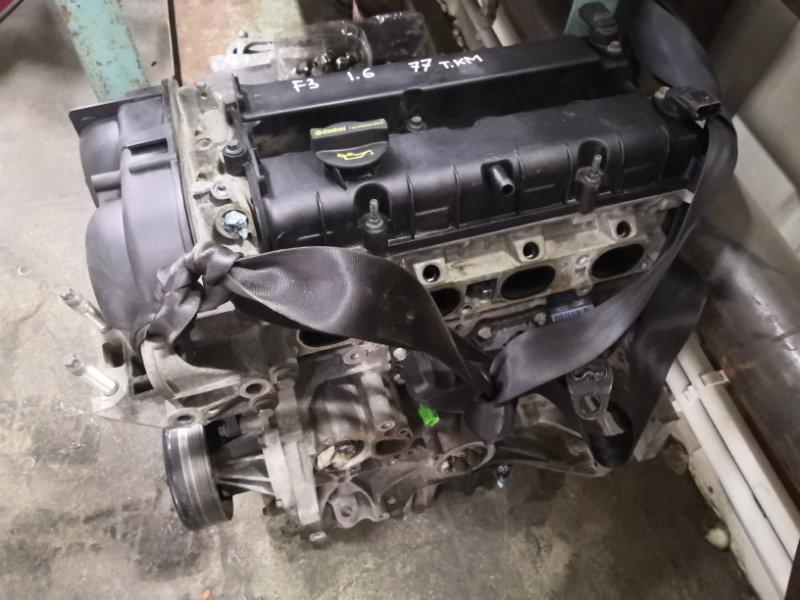 Двигатель Ford Focus 3 CB8 PNDA 2010 (б/у)