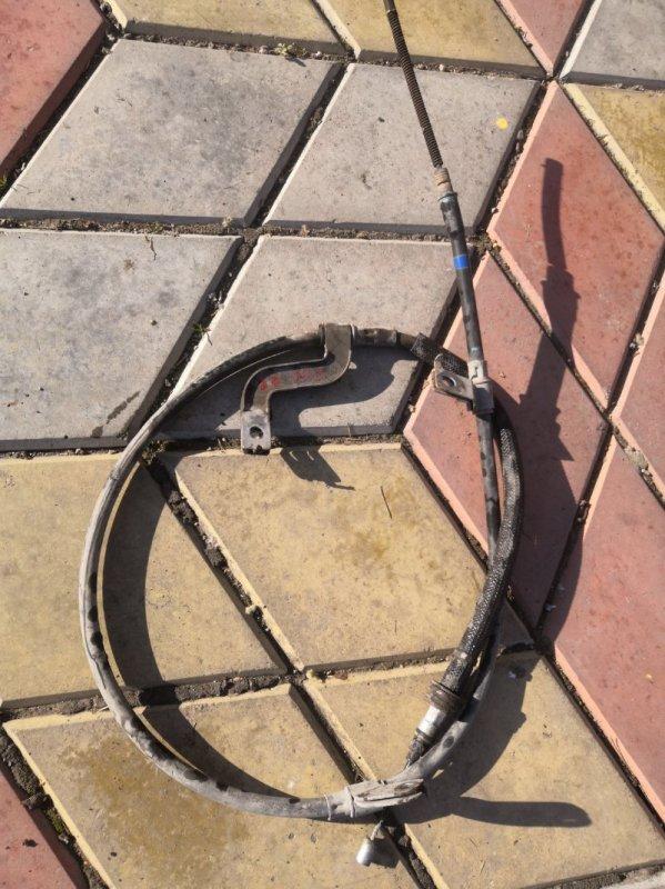 Трос ручника Hyundai Solaris RB 2011 задний правый (б/у)