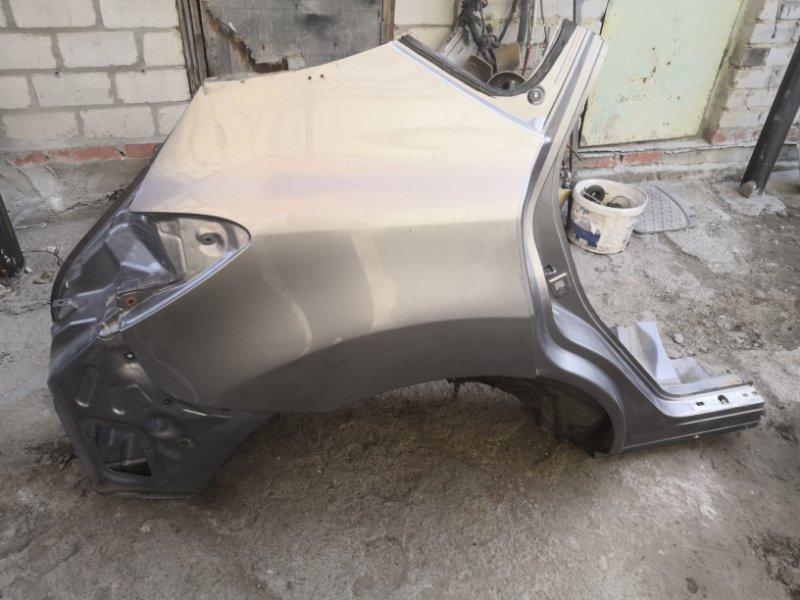 Крыло Nissan Murano Z51 2007 заднее правое (б/у)