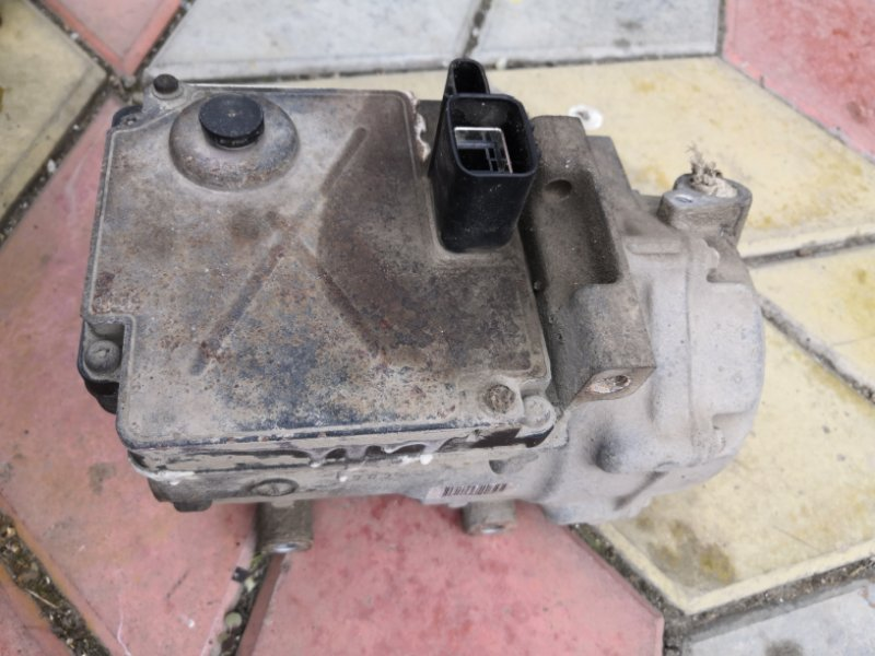 Компрессор кондиционера Lexus Rx400H XU30 3MZ-FE 2003 (б/у)