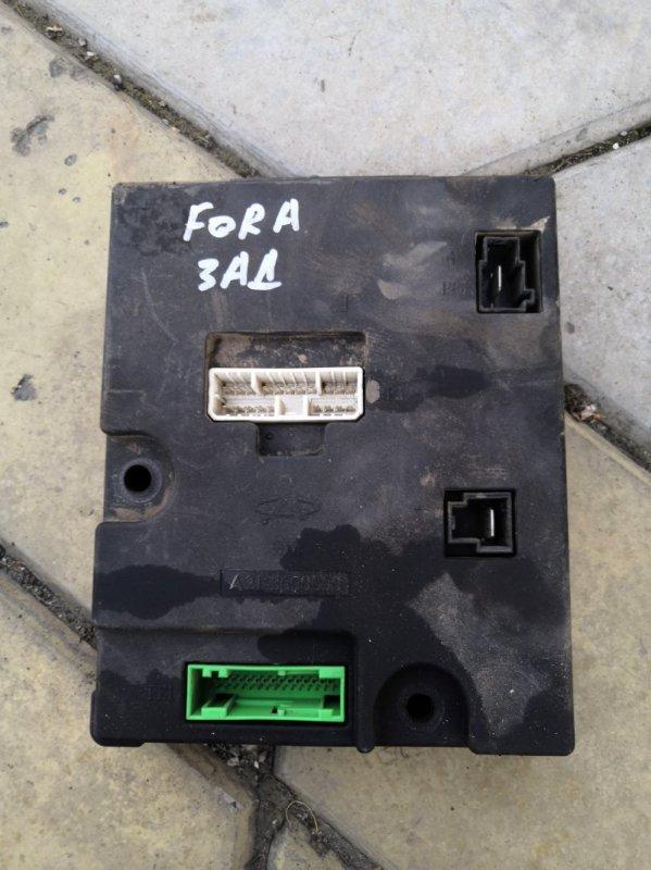 Блок комфорта Chery Fora A21 A21 SQR484 2006 задний (б/у)