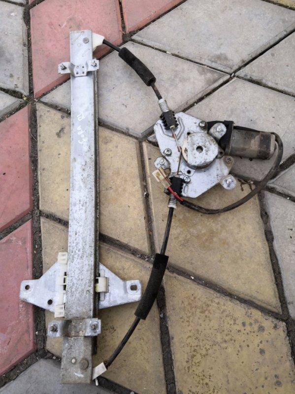 Стеклоподъемник Chery Fora A21 A21 SQR484 2006 задний левый (б/у)