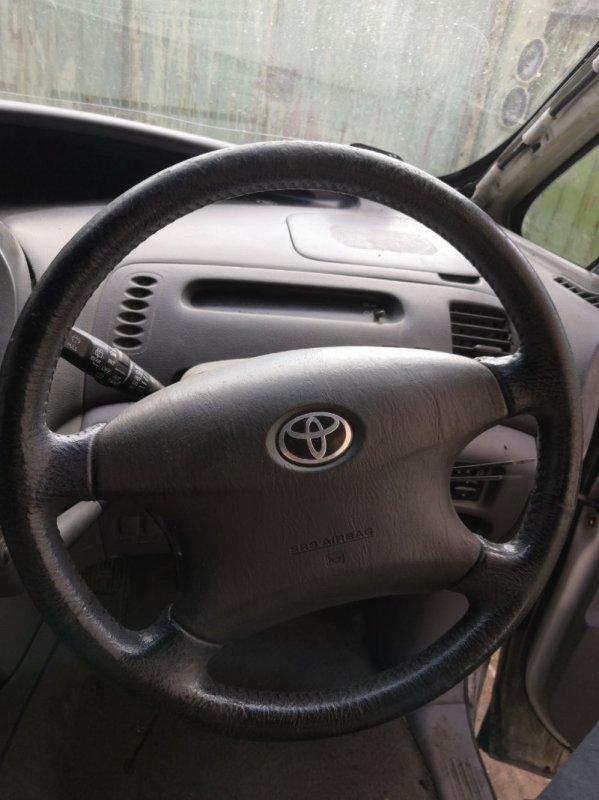 Руль Toyota Estima XR30 2AZ-FE 2000 (б/у)