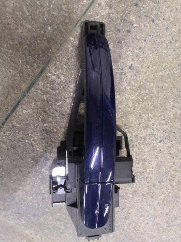 Ручка двери Ford Focus 3 CB8 2010 передняя правая (б/у)