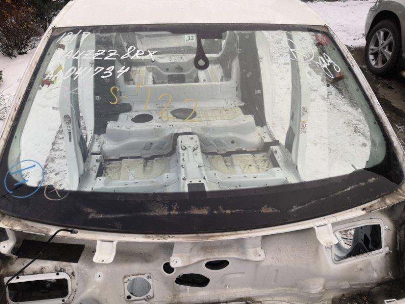 Стекло Audi Q5 8R 2008 переднее (б/у)