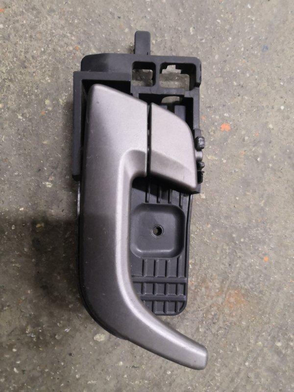 Ручка двери внутренняя Geely Emgrand Ec7 EC7 JLY-4G15 2009 задняя левая (б/у)