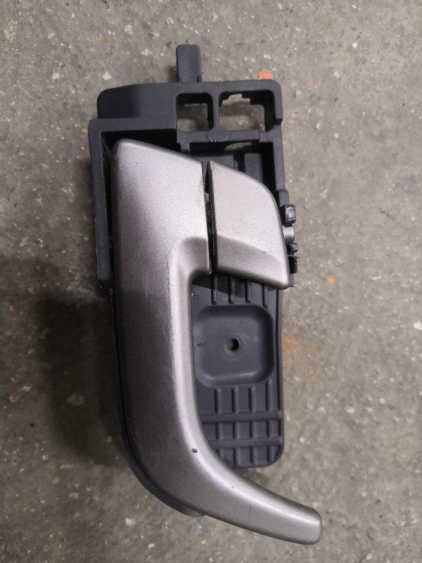 Ручка двери внутренняя Geely Emgrand Ec7 EC7 JLY-4G15 2009 передняя левая (б/у)