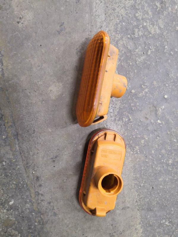 Поворотник в крыле Ford Fusion CBK FXJA 2002 передний (б/у)