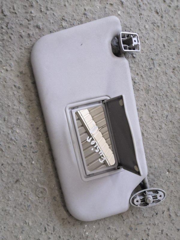 Козырек солнцезащитный Ford Fusion CBK FXJA 2002 передний правый (б/у)