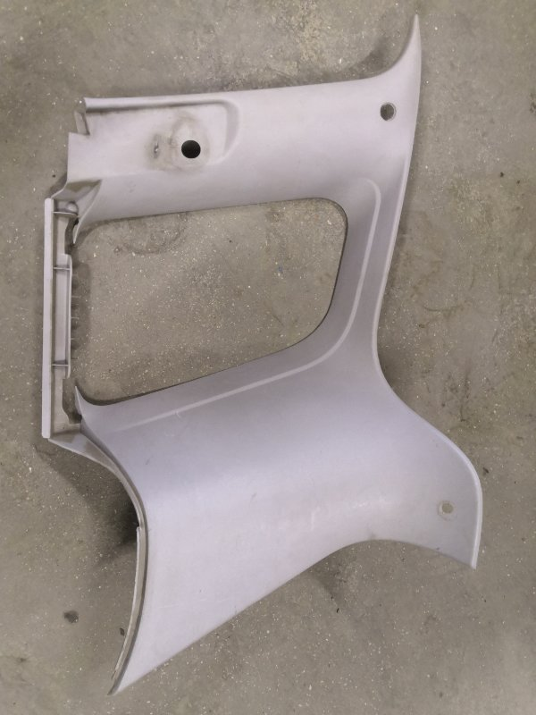 Пластик салона Ford Fusion CBK FXJA 2002 задний правый (б/у)