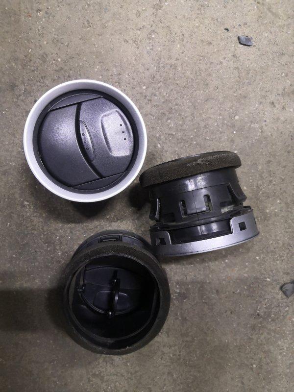 Воздуховод Ford Fusion CBK FXJA 2002 передний (б/у)