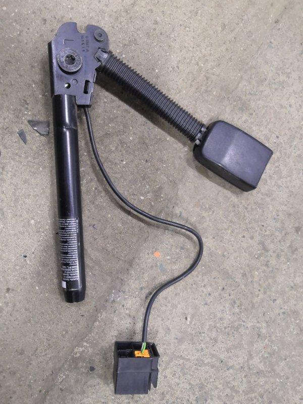 Преднатяжитель ремня безопасности Ford Fusion CBK FXJA 2002 передний левый (б/у)