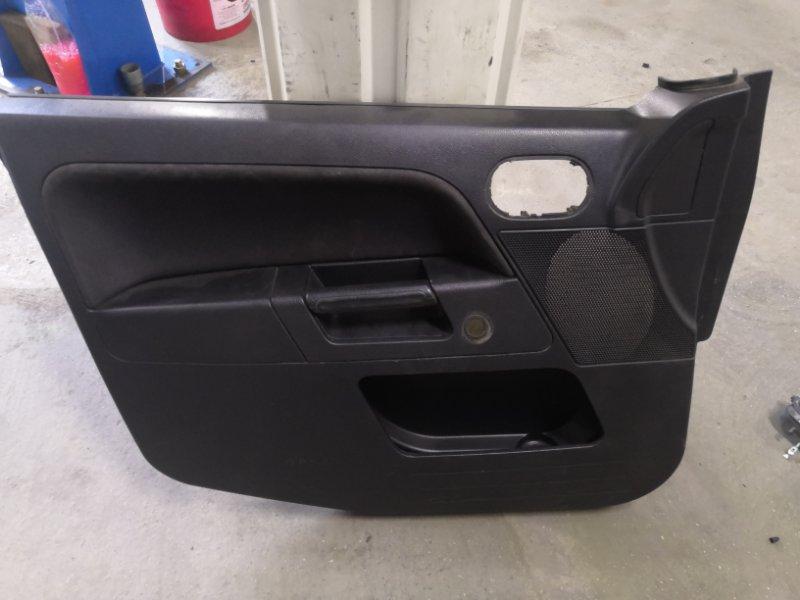 Обшивка двери Ford Fusion CBK FXJA 2002 передняя левая (б/у)