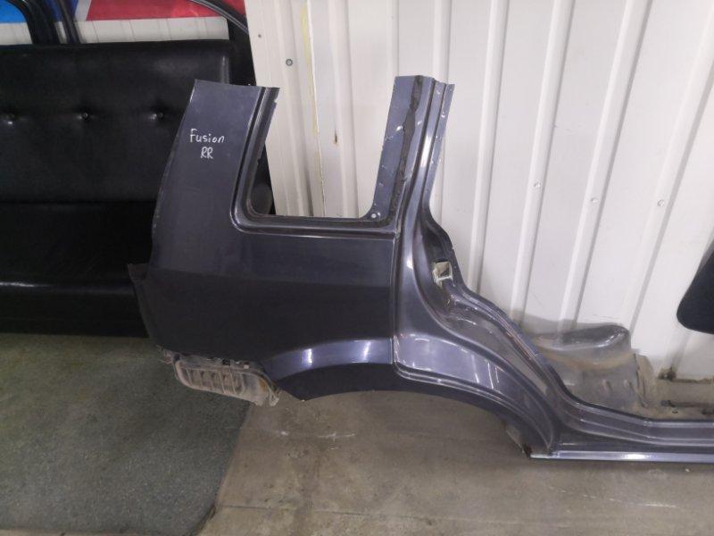 Крыло Ford Fusion CBK FXJA 2002 заднее правое (б/у)
