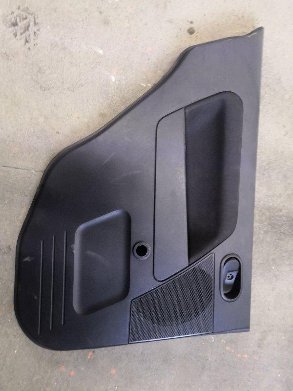 Обшивка двери Ford Fusion CBK FXJA 2002 задняя правая (б/у)