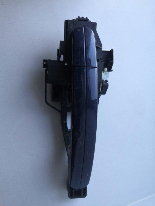 Ручка двери внешняя Ford Focus 3 CB8 2010 задняя правая (б/у)