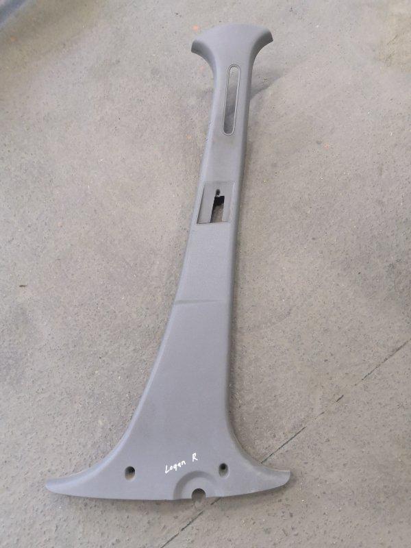 Обшивка салона Renault Logan LSOG/LS12 K7M 2004 правая (б/у)