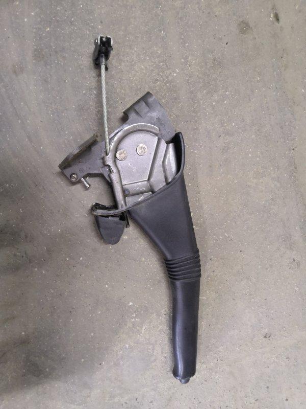 Ручка ручного тормоза Renault Logan LSOG/LS12 K7M 2004 (б/у)