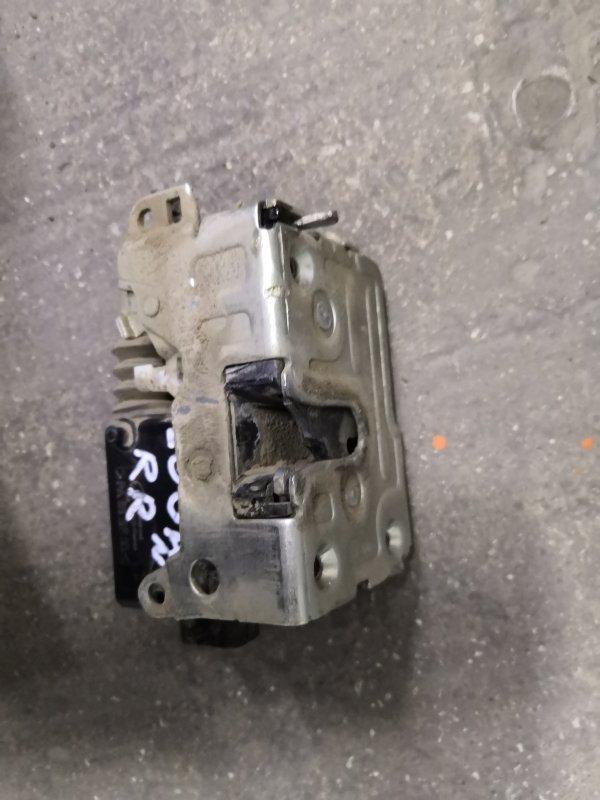 Замок двери Renault Logan LSOG/LS12 K7M 2004 задний правый (б/у)