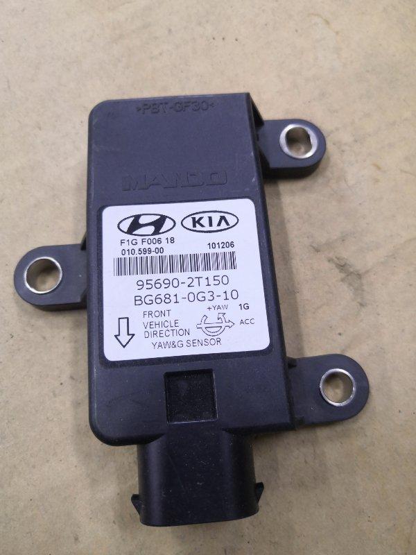 Датчик курсовой устойчивости Kia Soul AM D4FB 2008 (б/у)
