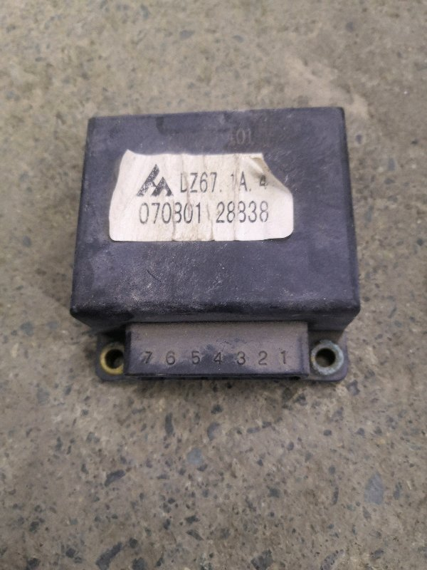 Резистор печки Lifan Breez 520 2007 (б/у)