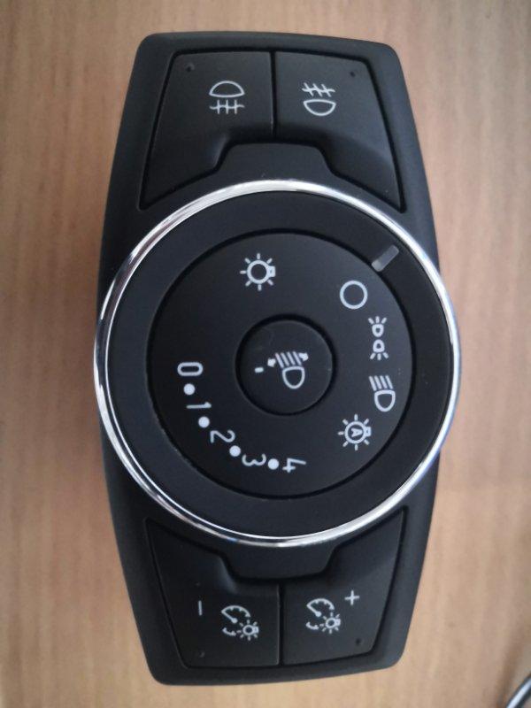 Блок управления светом Ford Focus 3 CB8 2010 (б/у)