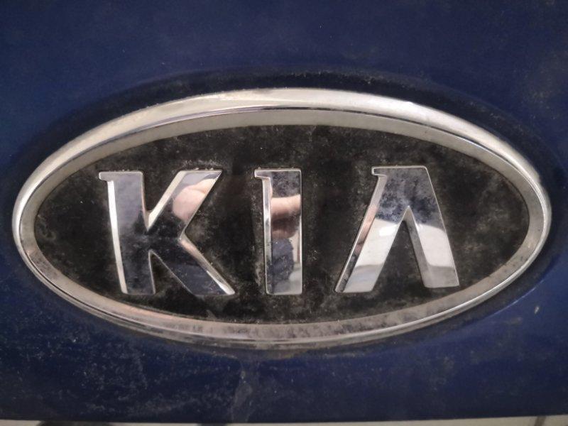Эмблема Kia Rio JB G4EE 2005_2011 задняя (б/у)