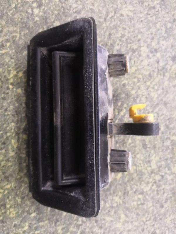 Ручка открывания багажника Kia Rio JB G4EE 2005_2011 задняя (б/у)
