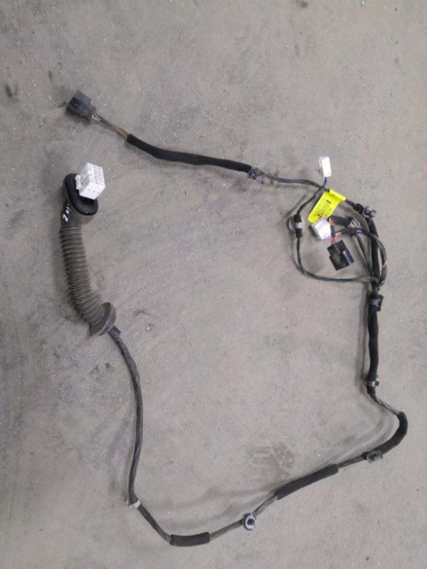 Проводка двери Kia Rio JB G4EE 2005_2011 задняя правая (б/у)