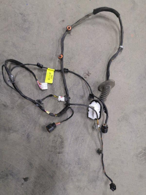 Проводка двери Kia Rio JB G4EE 2005_2011 передняя правая (б/у)