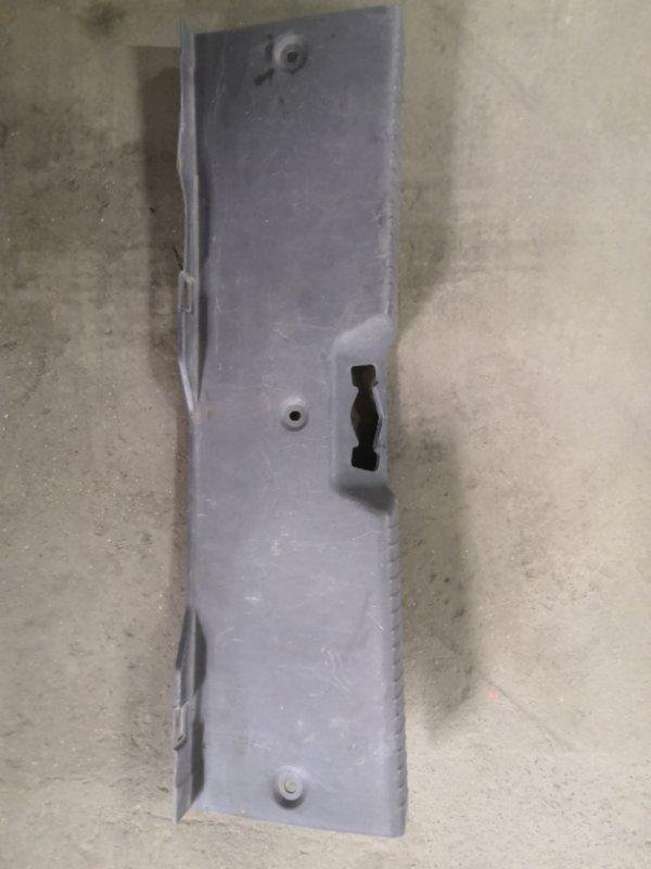 Обшивка багажника Kia Rio JB G4EE 2005_2011 задняя (б/у)