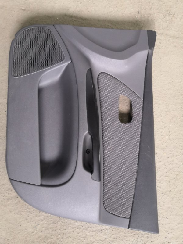 Обшивка двери Kia Rio JB G4EE 2005_2011 передняя правая (б/у)