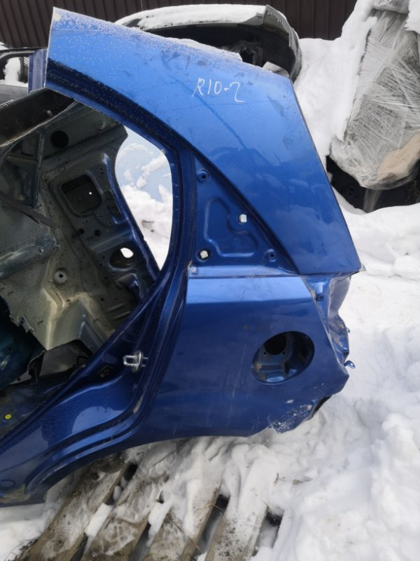 Крыло Kia Rio JB G4EE 2005_2011 заднее левое (б/у)
