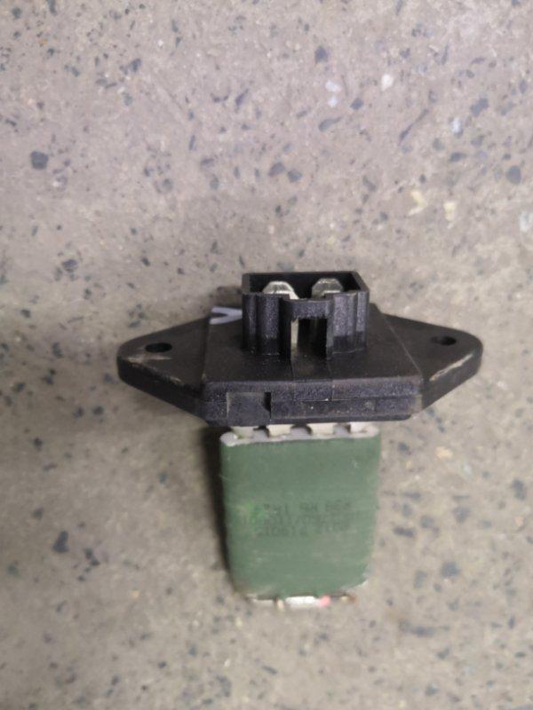 Резистор печки Geely Mk Cross MK MR479QA 2008 (б/у)