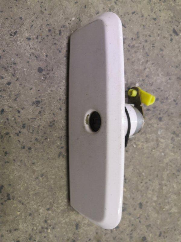 Ручка открывания багажника Geely Mk Cross MK MR479QA 2008 задняя (б/у)