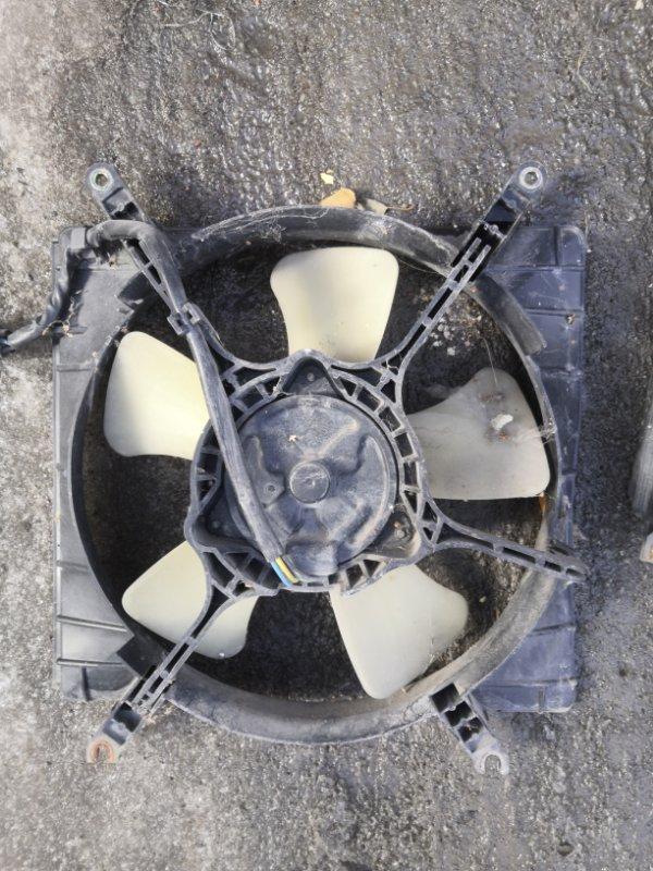 Вентилятор радиатора Suzuki Aerio RA21S 2001 (б/у)