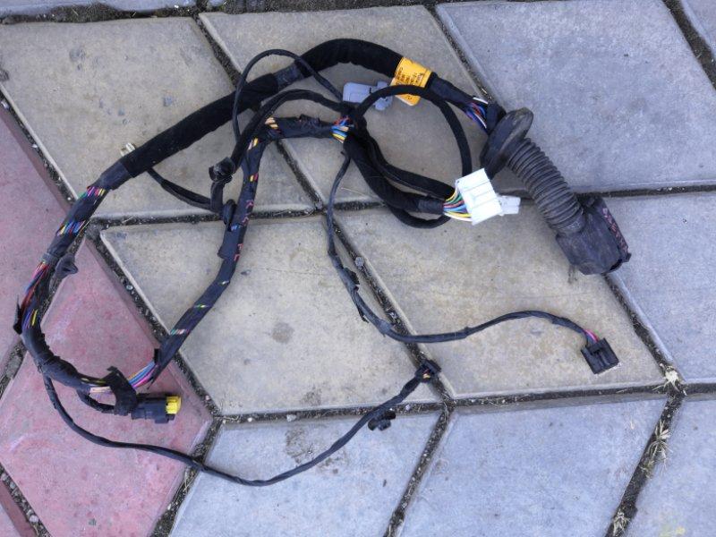 Проводка двери Kia Rio QB 2011 передняя левая (б/у)