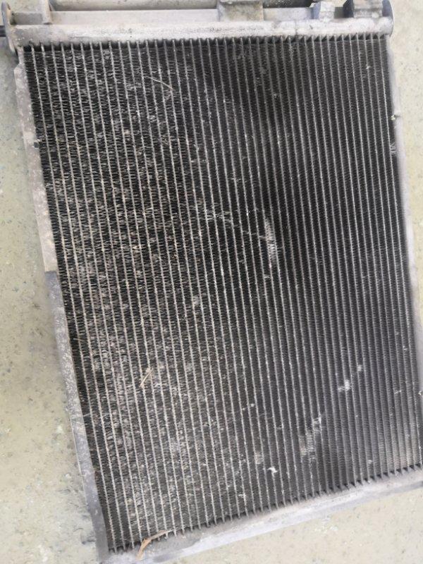 Радиатор кондиционера Nissan Note E11 HR16 2005 (б/у)