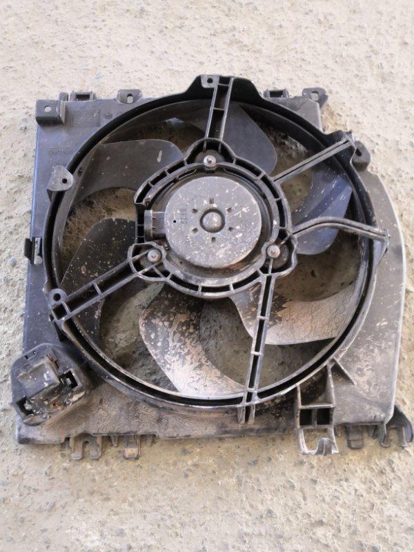 Вентилятор радиатора Nissan Note E11 HR16 2005 (б/у)